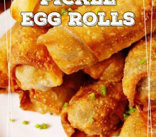 Pickle Egg Rolls