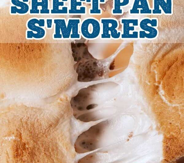 Sheet Pan S'mores